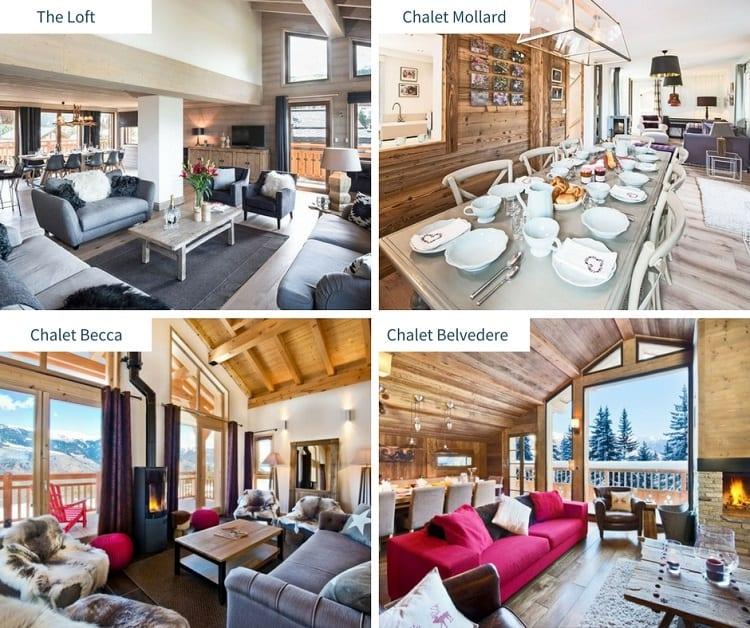 Alpine Escape Luxury Self Catered Ski Chalets
