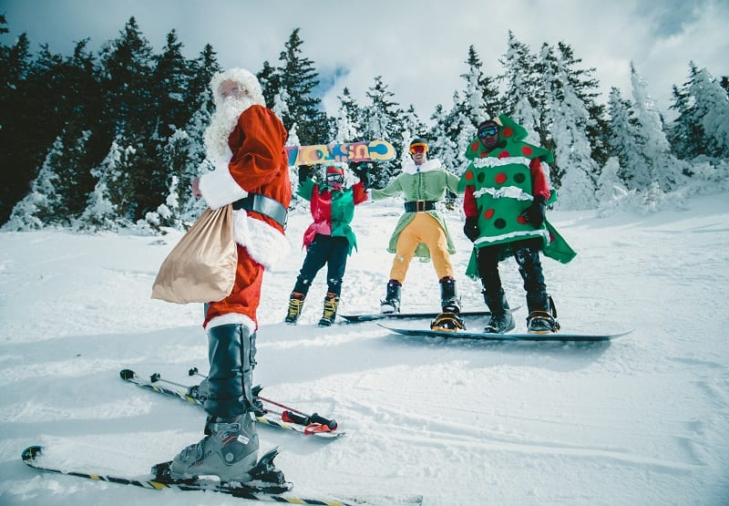 Courchevel at Christmas | Alpine Escape