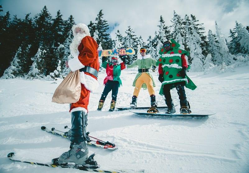 Courchevel at Christmas | Alpine Escape