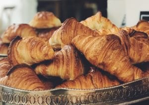 Bakery delivery to your self-catered chalet
